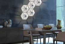 Φωτισμός Σαλονιού - Living Room Lighting / Φωτισμός Σαλονιού/Καθιστικού - Living Room Lighting