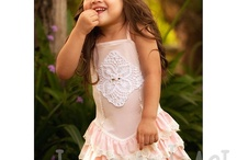 little girls / by Becky Hall