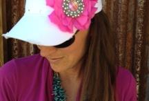 Ballcap/Cargo Hats / http://jewelryladyredriver.com