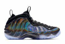 Hologram Foam Nike Air