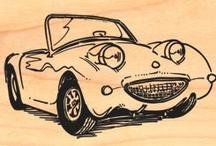 Classic Cars, Trucks & Hot Rods