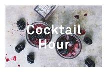 Cocktail Hour / *clinks glass*