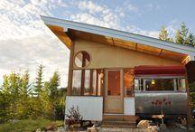 Glamping Canada / glamping, glamping ideas, glamping resorts, luxury, canada, camping, British Columbia, Newfoundland