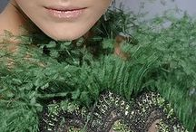GREEN WITH ENVY / by Pamela Jensen Carr
