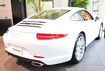 911 Carrera LHD(Rhodium Silver Metallic) / www.kobe-porsche.jp