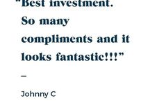 Our customers say it best!