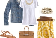 Outfit ideas / by Suzanne Sipes