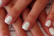 wedding nails / by Maranda Koch