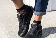 Look chaussettes-basket