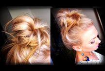 Hair & Makeup / by Melissa Bennett Kinter
