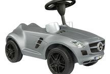 Sparkbilar / Sparkbil, gåbil för barn.