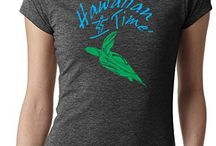 Hawaiian Time Ladieswear / Hawaiian Time - Island Lifestyle Apparel Ladieswear