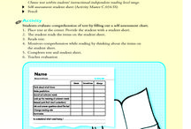 RI.K.4 Kindergarten-Reading for Information / These activities were designed as small group activities to provide students with additional opportunities to practice skills that were previously instructed. Click on image to view activity. Images are linked to activities as pdf files.