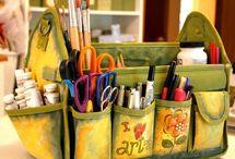 Arts and Crafts / by Sammye Rice
