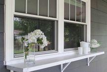 okna i parapety