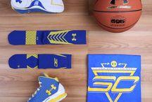 Basketball stuff / To have the basketball stuff