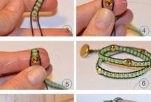 Armbanden rijgen