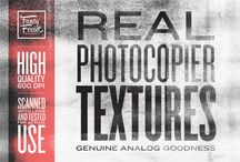 Creative Supplies / Textures, fonts, actions and other goodies I sell.