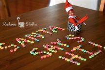 Elf on Shelf  / by Jacki Thomas