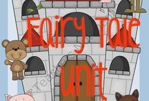 ECED Unit ~ Fairy Tale / by Hannah Dailey