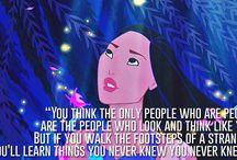 Pocahontas, Pocahontas | 23 Profound Disney Quotes That Will Actually Change Your Life