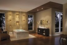 Bathrooms / by Lori Moore