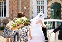 Wedding + Bridesmaid Dresses