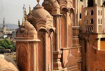 architecture / by Suroor Zeba Khan
