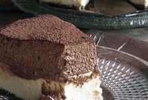 Sernik Oreo z musem czekoladowym
