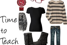 assistant teacher outfits for me to get in the future / by Taylor bell