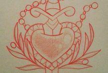 traditional tattoo / tattoo flash