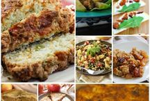 Fall Recipes / All the recipes you ever wanted to make in the Fall!  Includes pumpkin recipes, soups, fall lunches and dinners and more!