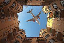 Inspirational aircraft shots