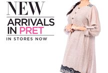 New Pret Arrival / Zeen | New Pret Arrival | Lawn | Available in Stores & Online.  Shop Now: http://goo.gl/O2a8QQ