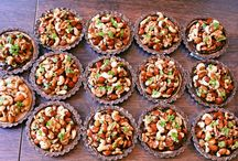 Candy Nuts Raw Tarte Lesson