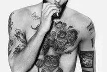 Tattooed men!!!