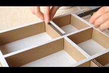 Creaciones en carton