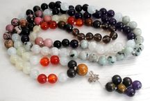 My Love for Mala Necklaces / Mala Beads for Unity of Heart and Soul
