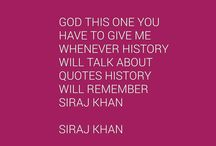 Siraj Khan 5