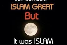 Islam / Deen / by George Thompson