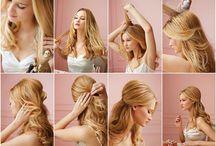 HAIR SET / STYLING
