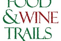 Food and Wine Trails / by adelmanVACATIONS
