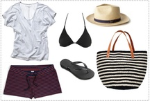 Beach Style / Photos of trendy beach styles / by Grand Pineapple
