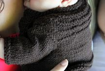 Baby knitting pattens