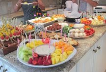 Party ideas / Decor and food for parties