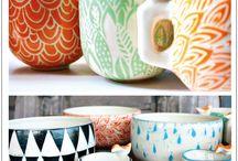 ceramic handles