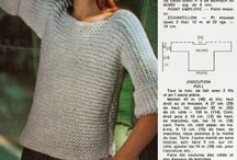 diagrammes tricot