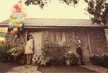 Pre-boda y boda vintage campestre. / El sueño de toda mujer y hombre es tener una hermosa boda, el mío es tener una boda vintage, elegante pero sencilla al mismo tiempo, con rincones magicos