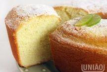 bolos caseiros