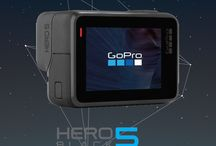 GoPro HERO 5 Black / Dünyanın en popüler aksiyon kamerası üreticisi olan GoPro, yeni modeliyle karşınızda: GoPro HERO5 Black